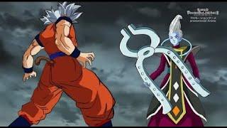 Dragon Ball Super 2: 'Goku vs Wiss'  The new beginning