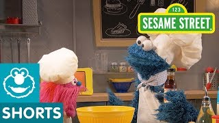 Sesame Street: Pancakes with Maple Syrup | Cookie Monster's Foodie Truck