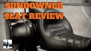 H D Sundowner Seat Review \\u0026 Road Test