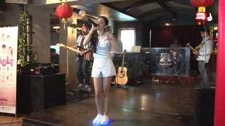 Tiwi - Jangan Bilang-bilang - Live Event And Performance - Pissa Cafe
