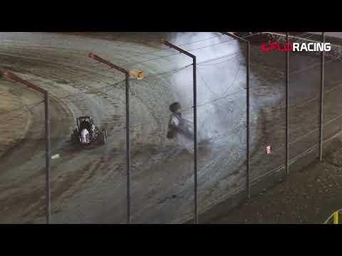 USAC Western States Midget Highlights | Bakersfield Speedway 4.06.19