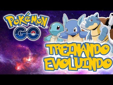 Pokémon Go - Como treinar e evoluir os seus Pokémons!