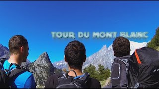 Tour du Mont Blanc 2015 HD