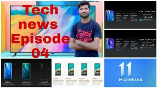 #04 Tech News  realme XT 64 MP, mi A3 price, redmi TV, miui11, realme 5 pro launch, OnePlus7T Pro,