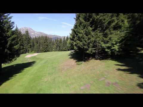 Trou n°6 - Golf Les Gets