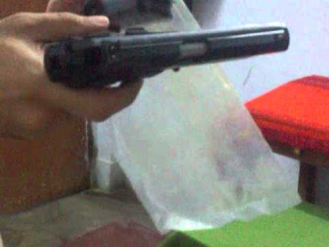 Cf 98 pistol