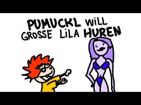 Pumuckl will Huren - Spanisch/Deutsch - YOU FM Misheard Lyrics mit Coldmirror