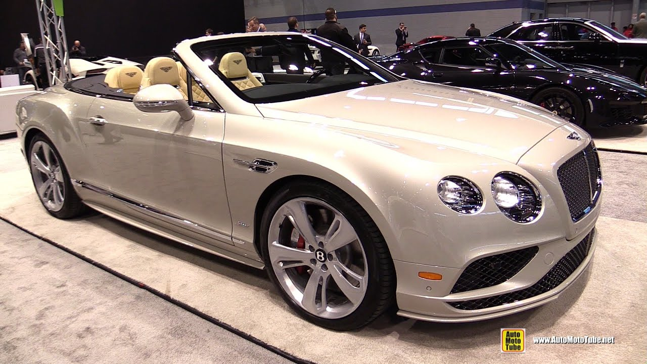 2018 bentley azure. wonderful azure 2016 bentley continental gt speed convertible  exterior and interior  walkaround youtube inside 2018 bentley azure