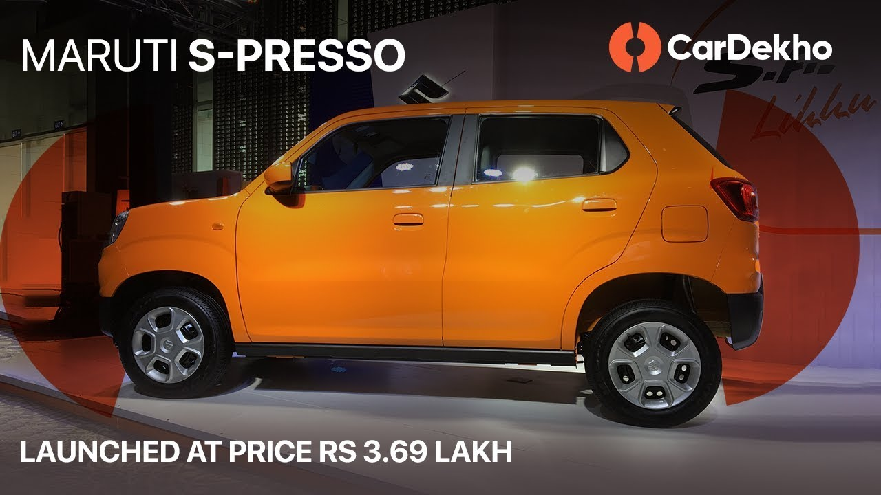 Maruti S Presso Detailed Walkaround In Hindi Launch Price 3 69 Lakh Cardekho Youtube,Stone Work Simple Hand Embroidery Neck Designs For Kurtis
