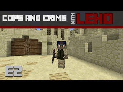 Minecraft    Cops and Crims    Mini-Games E2