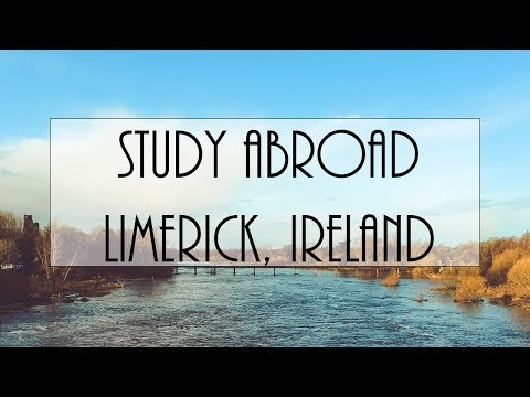 STUDY ABROAD LIMERICK, IRELAND ● Travel video