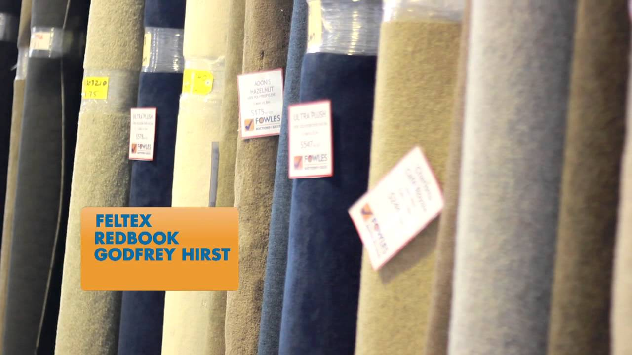 Fowles Carpet Video - YouTube