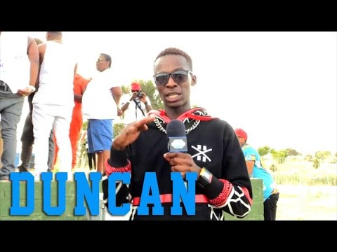 Duncan Interview Vs Dj Sting from Afrotainment summer party 2015 cape town