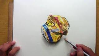 Vẽ 3D Lon Nước Ngọt   REDBULL   Vtung   VXP Art Drawing