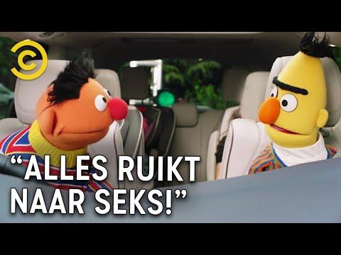 BERT & ERNIE OVER DE VLOER DEEL 4 -