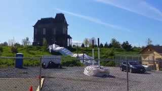 Bates Motel Filming Location in Canada - May 2014