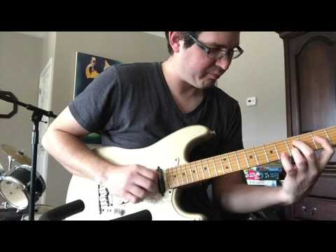 Cliffs Of Dover By Eric Johnson- Cover By David Pippin