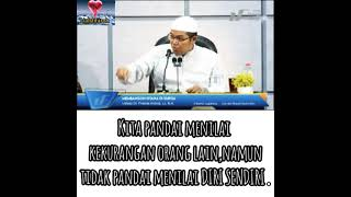 Download KUMAN DI SEBERANG TAMPAK,SEDANGKAN GAJAH DI PELUPUK MATA TIDAK TAMPAK Mp3