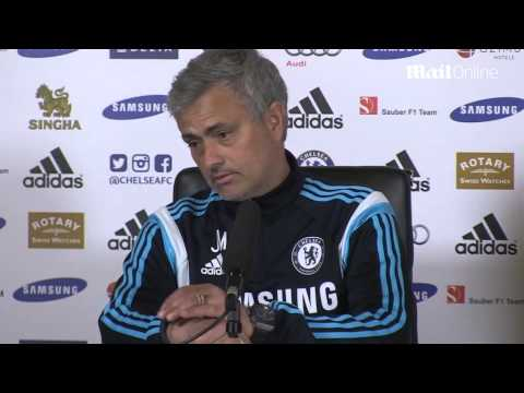 Jose Mourinho: Remy out. Drogba in,...