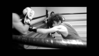 PRINCE AND AARON CONNELL SPARRING AT THE 15TH ROUND BOXING ACADEMY