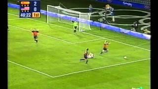 2000.- España Vs. Estados Unidos (1/2 - Olimpiadas Sydney)