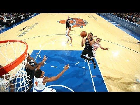 NBA PS  Brooklyn Nets vs New York Knicks   Oct 12,  2018