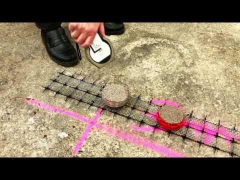 BS2 Video corrodec2g - Korrosionssensor & Feuchtesensor für Betonbauwerke