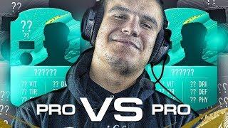 CARTE PRO 99 VS CARTE PRO 99 !!!