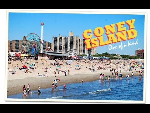 Attractions and Activities in Coney Island (Max Had Fun) Emotional