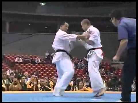 Best kicks fight kyokushin karate knockout Fast - Martial