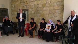 R. Yaakov Kermaeir to Shnaan mourners, relationship of Druze, Jews and Israel