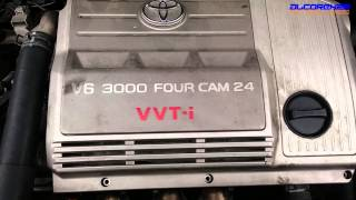 Repeat youtube video Toyota 1MZ-FE Engine View
