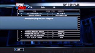 College Hoops 2K8/2K12 Roster Update