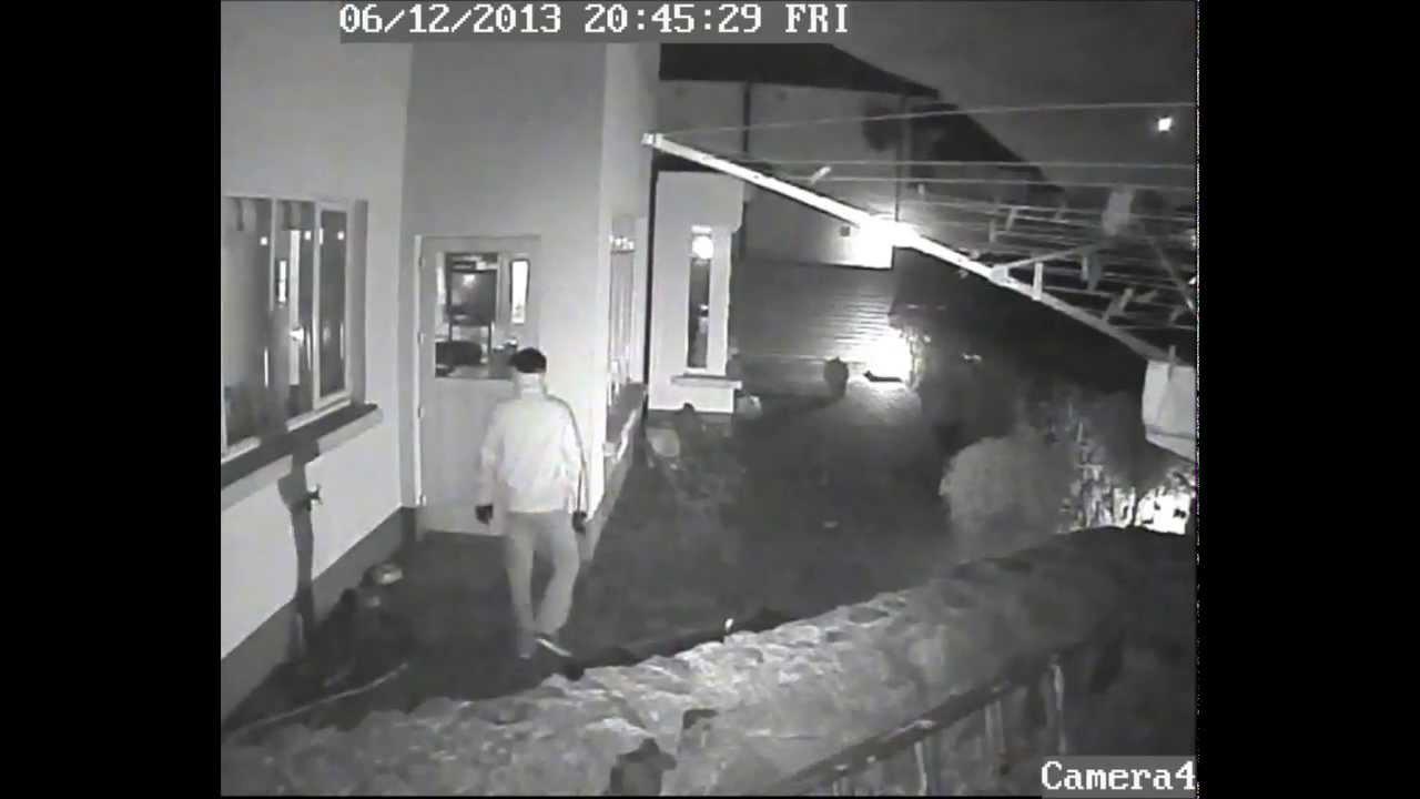 Kết quả hình ảnh cho cctv camera footage of a burglar