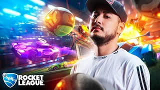 JE PRENDS DU ELO sur ROCKET LEAGUE !! 🔥
