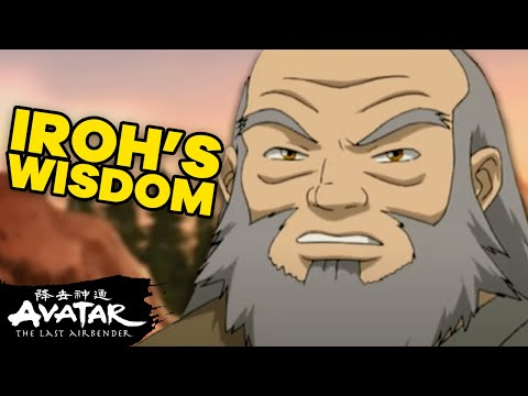 Uncle Iroh & His Top 15 Words Of Wisdom! | Avatar: The Last Airbender | NickRewind