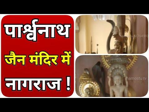 Namostu Tv - जैन मंदिर में चमत्कार पहुंचे धरनेंद्र पद्मावती - 02/10/2019