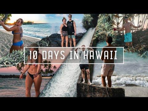 The Hawaii Vlog || 10 Days on The Big Island