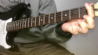 Kids - Current Joys Guitar Lesson + Tutorial