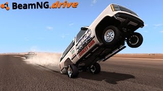 BeamNG.drive - DRAG TRUCK