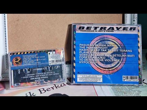 Betrayer - Grand Voice Society Full Album 1996