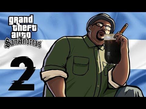 Doblaje Argento - GTA San Andreas #2