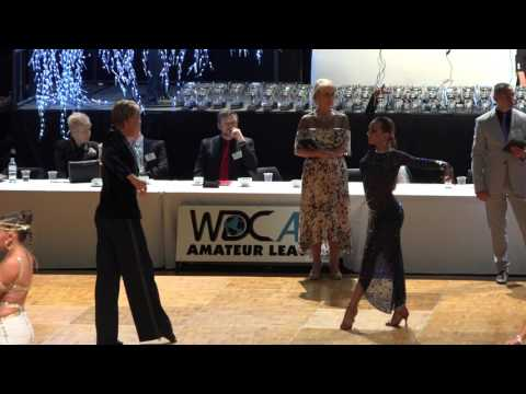 Danil & Tanya Saveliev Junior Open Latin  WDC AL