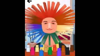 Watermelon Hair?! Going Bald?! Toca Hair Salon - Episode 1