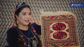 Мая Клычева. Туркменистан | ГРАН-ПРИ Республиканского конкурса  Fеst.-ART