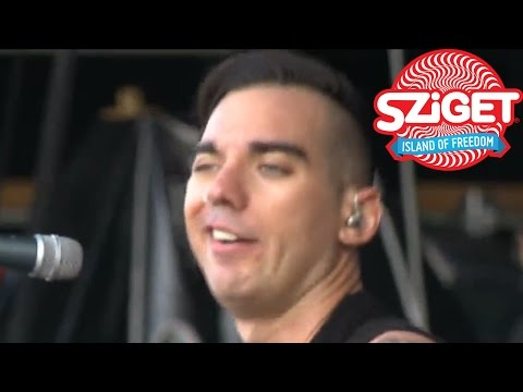 Anti-Flag Live - Should I Stay Or Should I Go (The Clash Cover) @ Sziget 2014