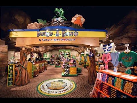 Build A Bear Orlando Disney Springs