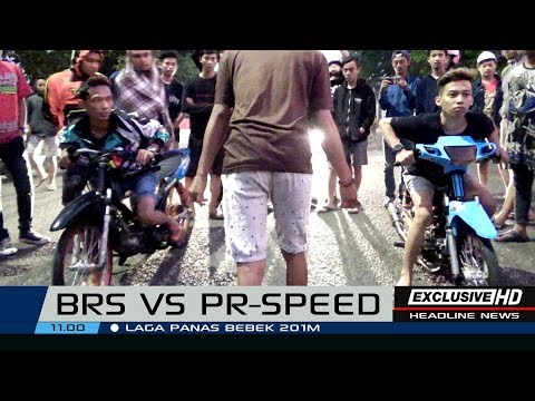 BRS VS PR-SPEED | NAFAS PENDEK