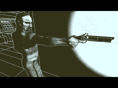 OBRA DINN: A Murder Mystery FPS With Only 2 Colors!