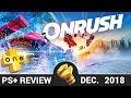 PLUSone - Onrush - PlayStation Plus Review